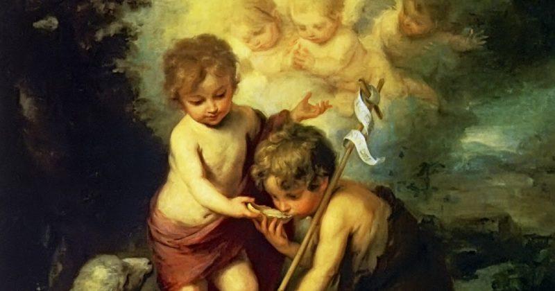 Solemnidad de la Natividad de san Juan Bautista