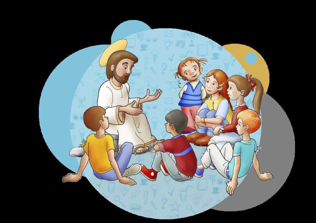Información para padres de catequesis desde 2º al último curso de Iniciación Cristiana